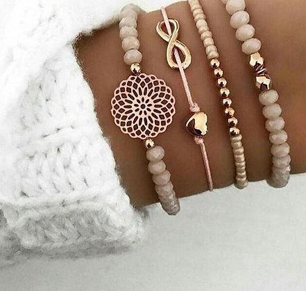 Kit bracelets femme