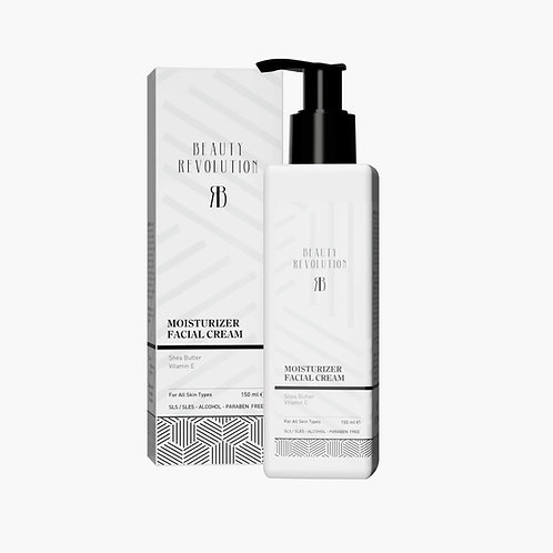 Beauty Revolution Moisturizer Facial Cream