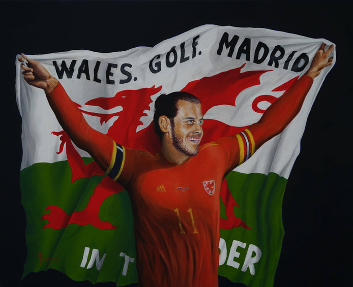 Gareth Bale - Wales, Golf, Madrid