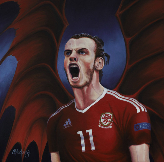 Y Ddraig Rhuodd - The Dragon Roared
