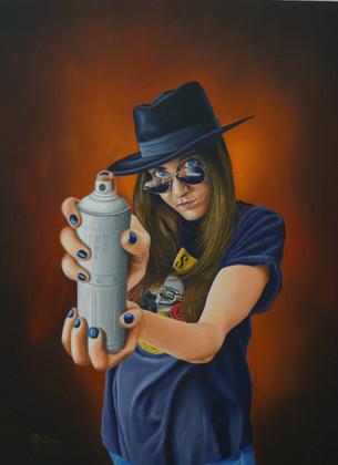 Graffiti Queen