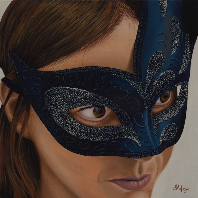 Giulia and the Venetian Mask