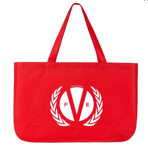 COMUNIDAD FVE RED BAG