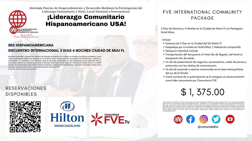 ¡Liderazgo Comunitario Hispanoamericano
