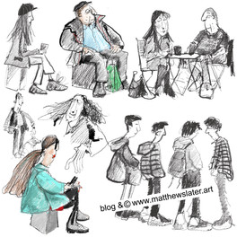 Sketching in Hitchin