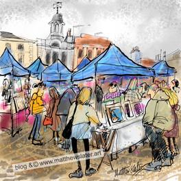 Hitchin Art Market