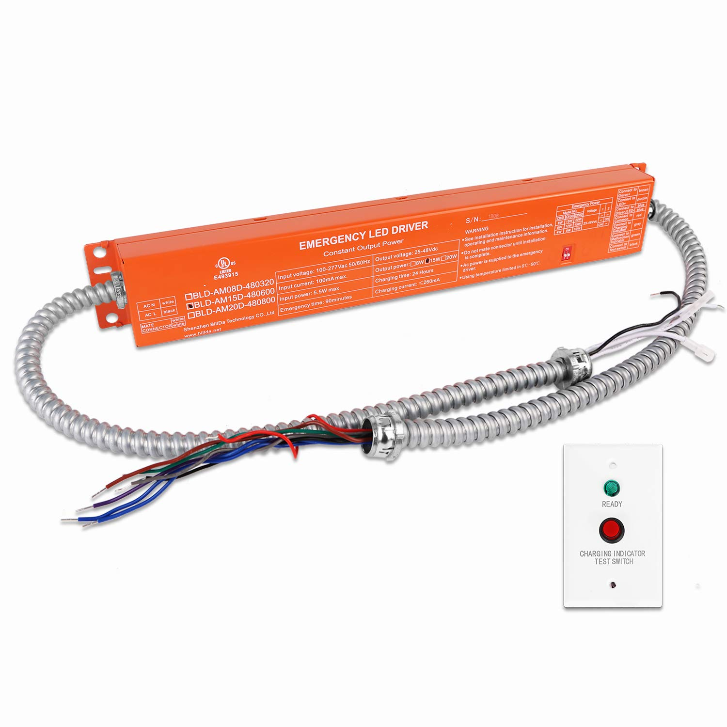 LED Emergency Driver