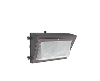 LED Wall Pack - with photocell on top