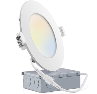LED CCT Tunable Slim Downlight