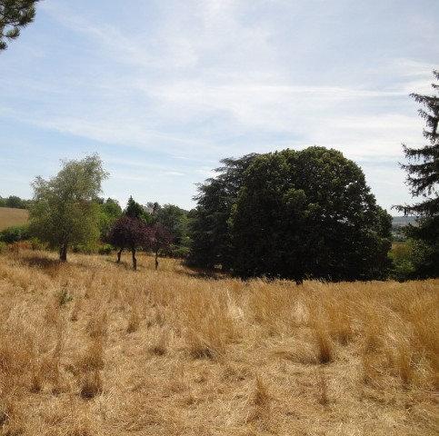 10 min CLUNY : Parcelle de terrain constructible d'une surface de 1160 m².