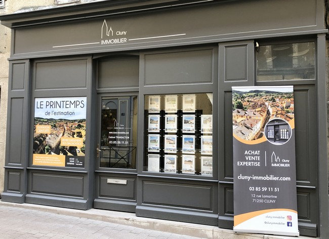 CLUNY IMMOBILIER