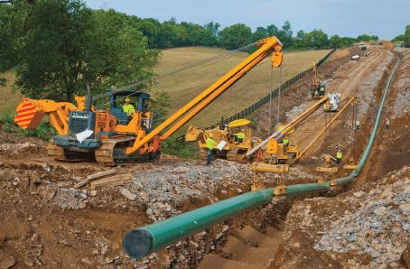 How do oil pipelines work?