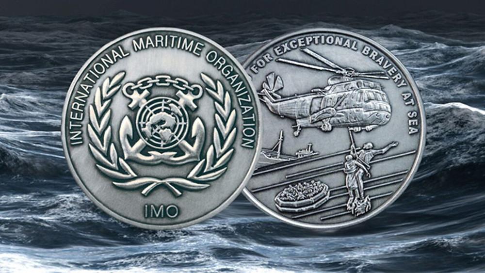 IMO Bravery at Sea awards