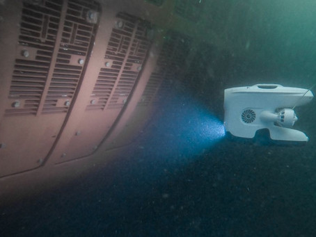 Seafarers get vaccinated, Underwater 3D printing, Inflatable sail power