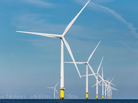 9 of the Largest Offshore Wind Farms