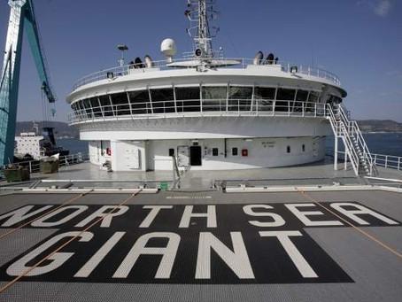North Sea Giant - Fun Facts