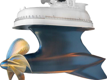 How do Azimuth Thrusters work?