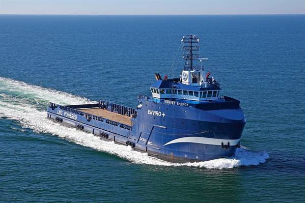 Harvey Energy Offshore Supply Vessel