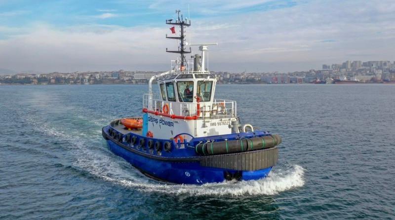 ZEETUG-30 Electric Tugboat