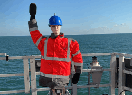 Shell uses solar against COVID-19, Ammonia fuel, Port traffic picks up, Offshore scarecrows