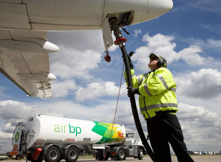 It's Good News Monday! Air bp and Neste SAF, wind kites, maritime tech helps pandemic, eco-bulkers