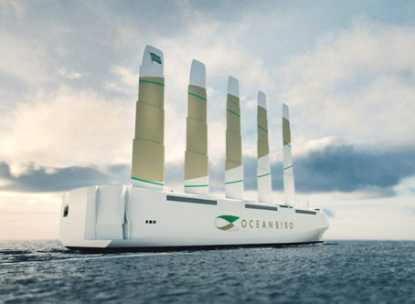 Solid-state batteries, Wind power sails, Race to net-zero, Panama canal water supply