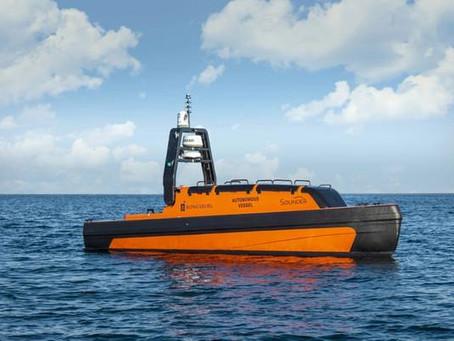 OceanPact charter, Kongsberg deals, Drone swarms, WTIVs