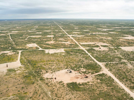 The biggest oil fields in the world