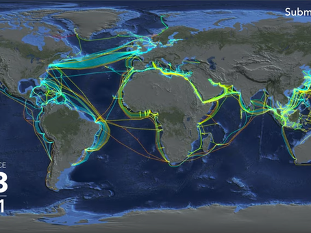 How do undersea data cables work?