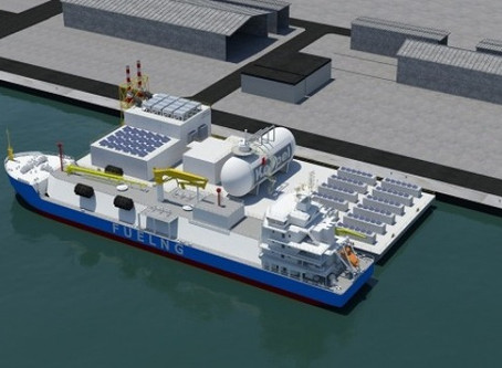 Good News Monday! – Floating energy innovation lab, new mooring rope design, staying safe at Shell