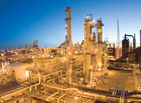 What is the biggest oil refinery in the U.S.?