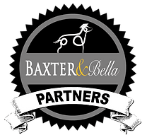 Baxter & Bella Partner Logo - Light Back