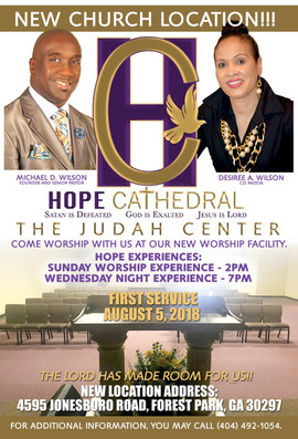 HOPE Flyer & Logo 7_16_2018