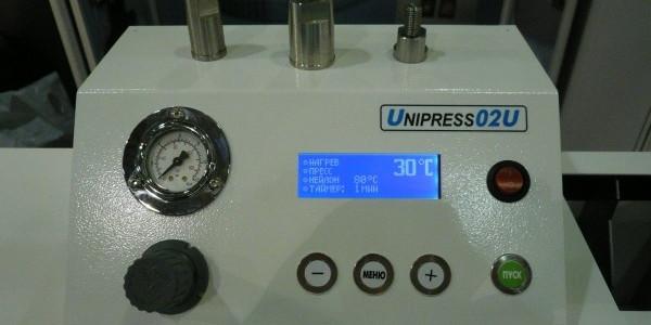 Unipress - 02М Виды поршеньков