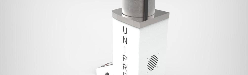 Unipress - 04 Вид слева сверху