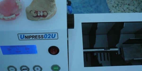 Unipress - 02М Рабочая зона