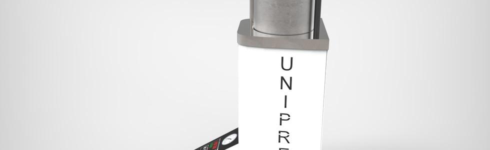 Unipress - 04 Вид слева