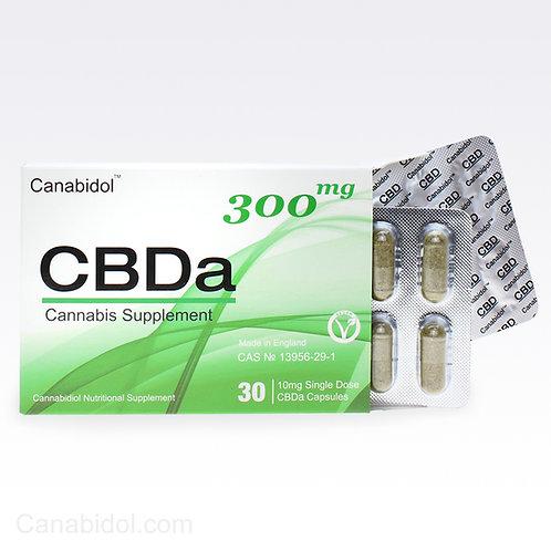 CANABIDOL™ CBDA ORAL CAPSULES 300MG