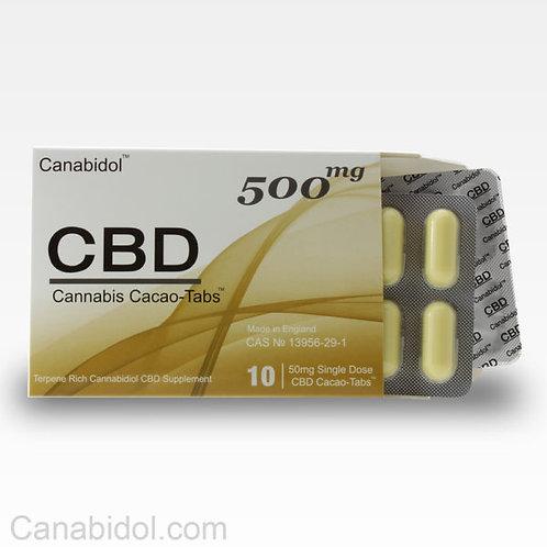 CANABIDOL™ CBD CACAO-TABS™