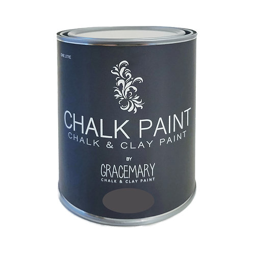 GraceMary Chalk and Clay Paint - Grey Oak