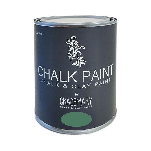 GraceMary Chalk and Clay Paint - Neo Mint