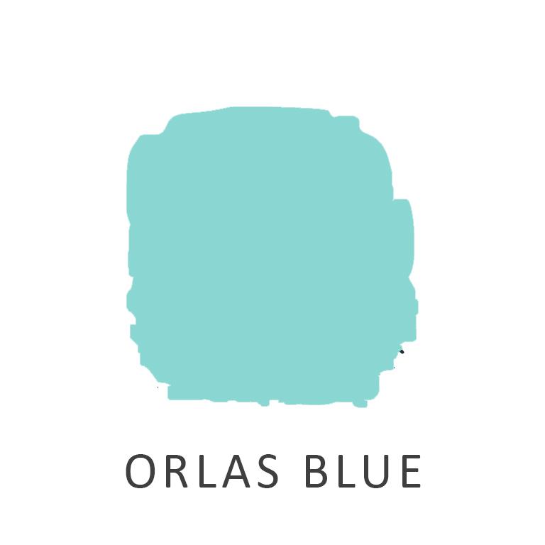 orlas blue p