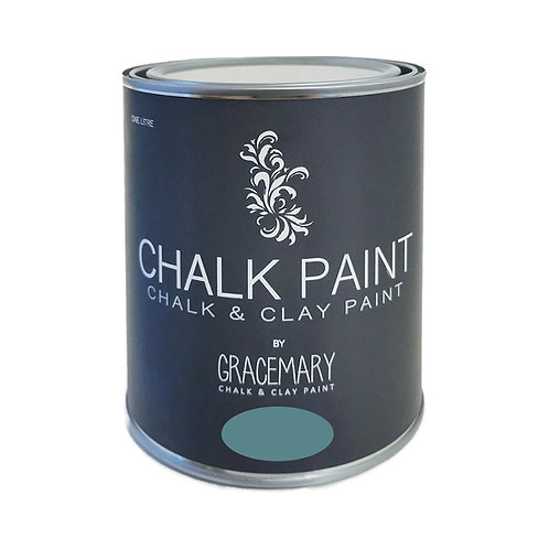 GraceMary Chalk and Clay Paint - Sea Salt
