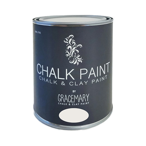 GraceMary Chalk and Clay Paint - Nordic White