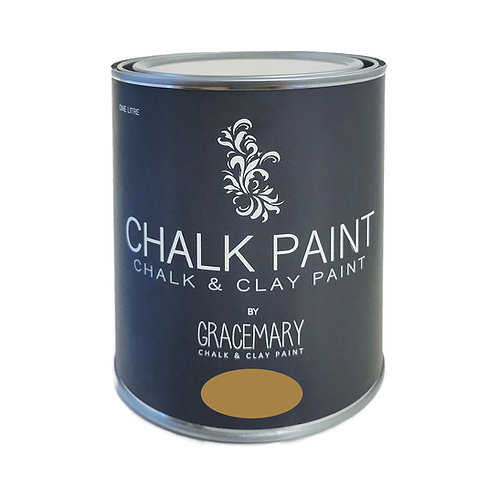 GraceMary Chalk and Clay Paint - Ochre