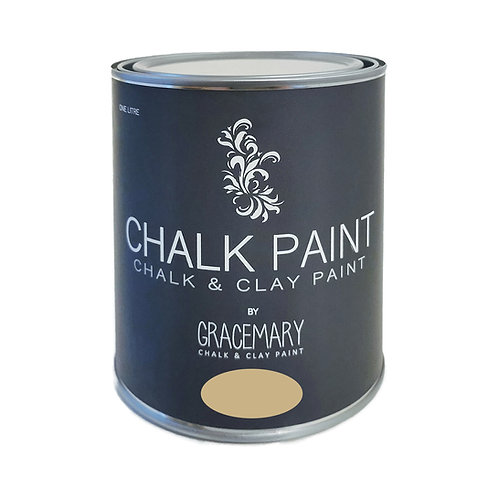 GraceMary Chalk and Clay Paint -Dried Wheat