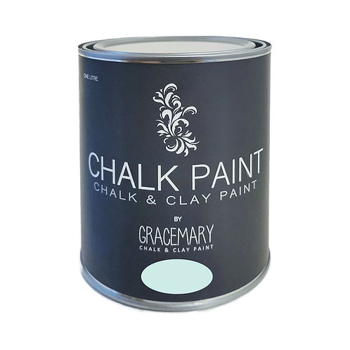 GraceMary Chalk and Clay Paint - Orla's Blue