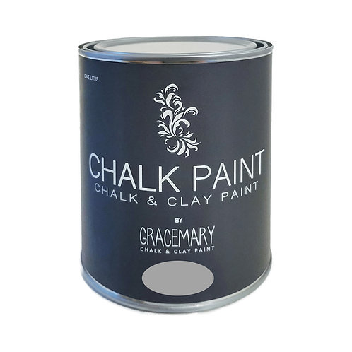 GraceMary Chalk and Clay Paint - French Gray