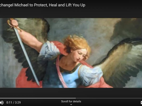 Prayer to Archangel Michael for Protection