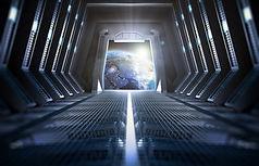 宇宙船から地球